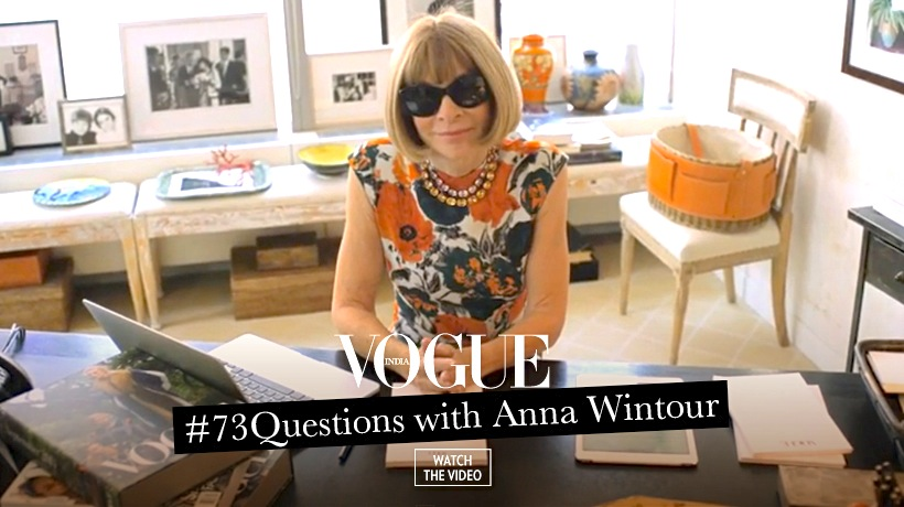 73Questions with Anna Wintour 1