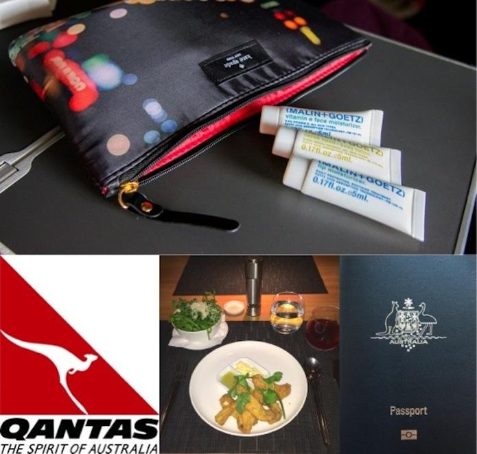 Qantas cover shot