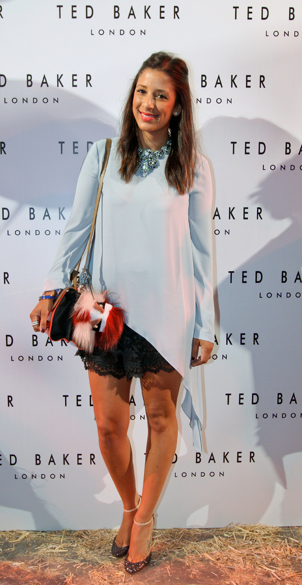 Emirates Woman- Ted Baker preview