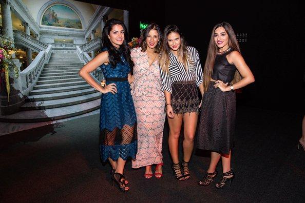 Emirates Woman- Harvey Nichols Fashion Show