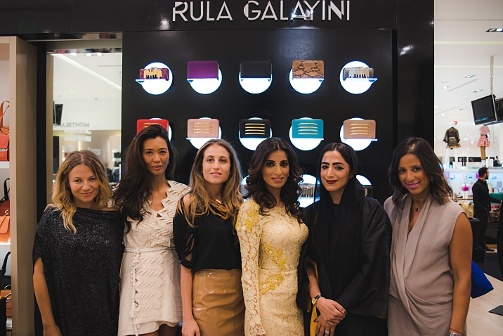 Style.com Arabia- Rula Galayini x Lebrasse
