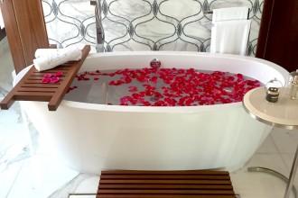Lancome bath