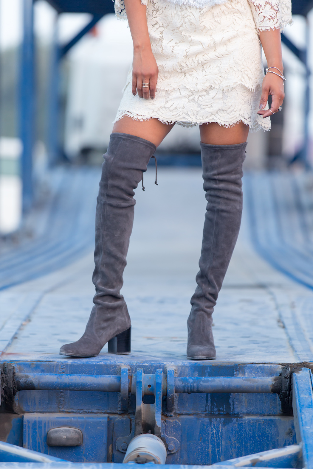 stuart weitzman, over the knee, kat lebrasse, aw16, winter boots