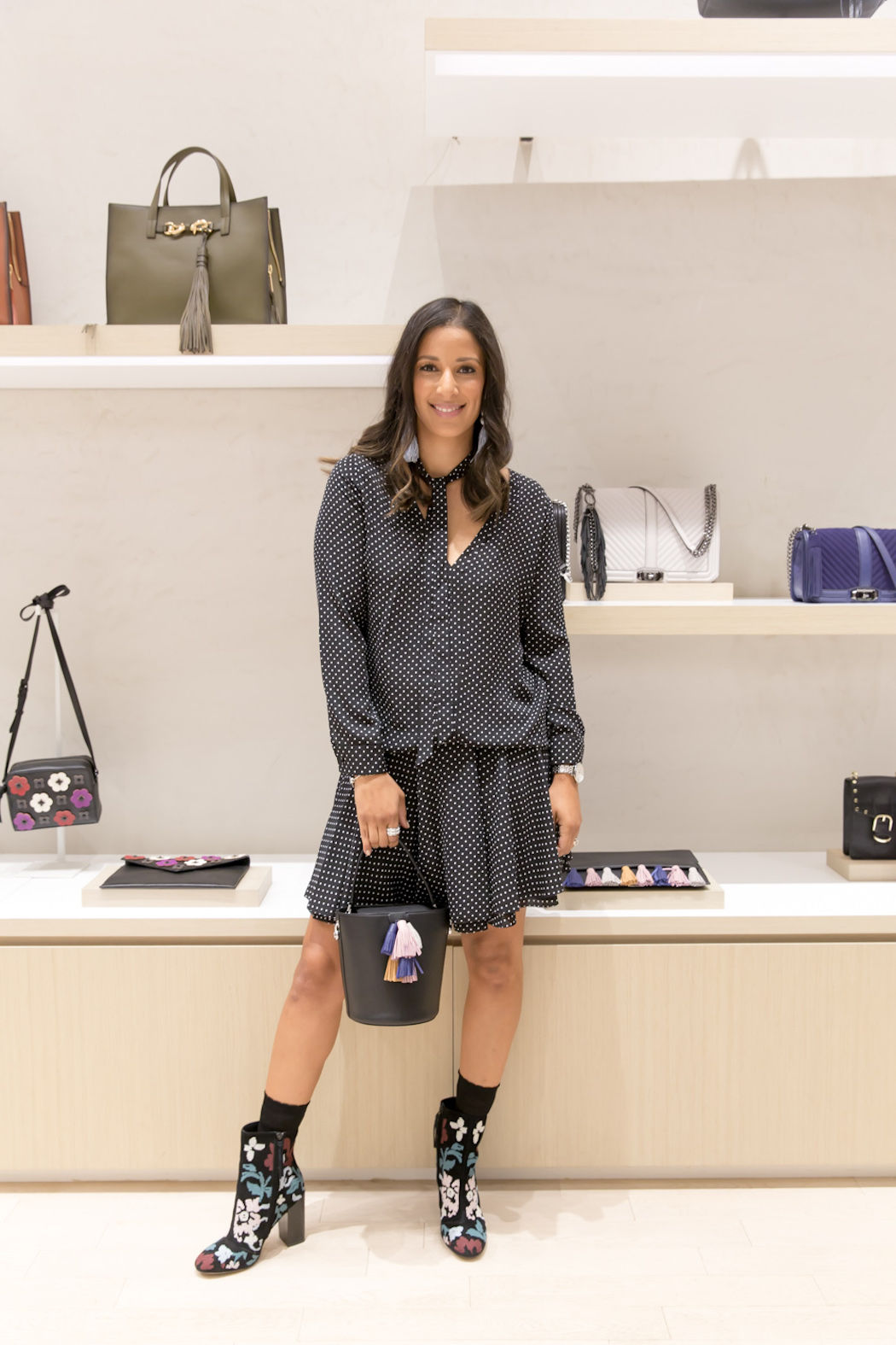 Kat Lebrasse, Rebecca Minkoff, Citywalk, Dubai