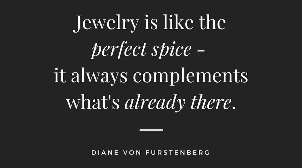 Jewel Corner, Kat Lebrasse, Diane Von Furstenberg, DVF