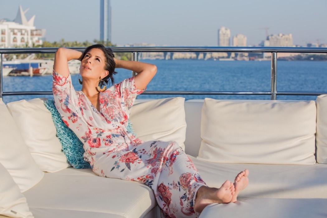 Kat Lebrasse, Promod, Limited Edition, Ramadan Collection