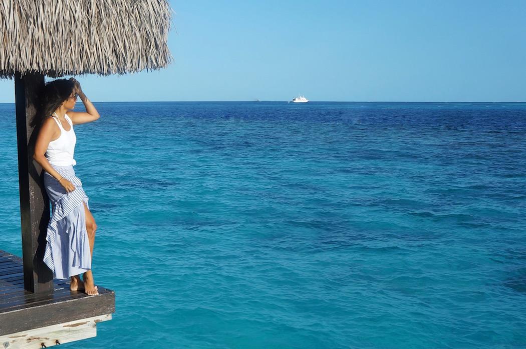 Jumeirah Vittaveli, Maldives, Kat Lebrasse, Dubai Fashion Blogger, Fashion blog dubai, Lebrasse, ocean villas