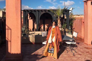 Riad Boustane, Kat Lebrasse, Marrakech